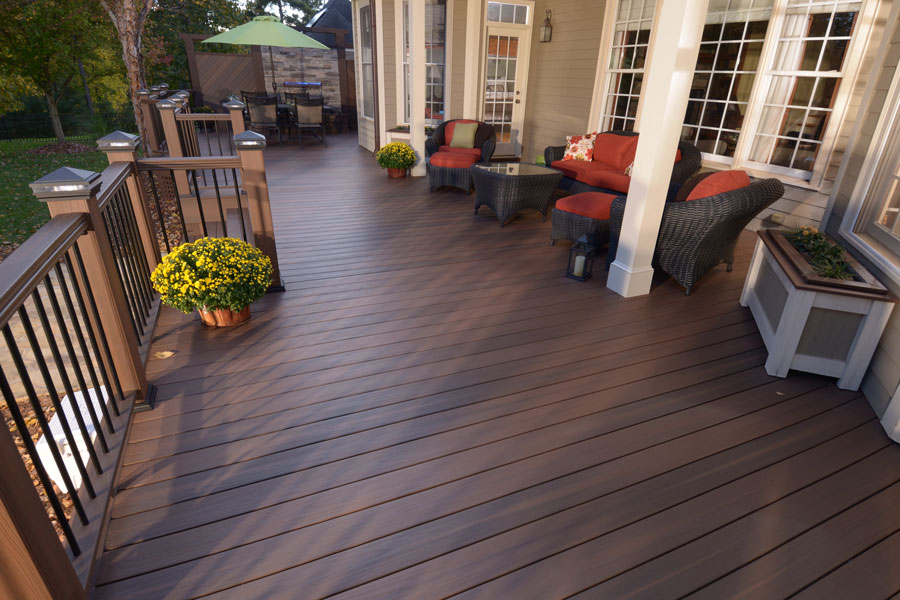 Inspiration Veranda Deck