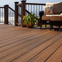 Veranda composite decking for Capped composite decking prices