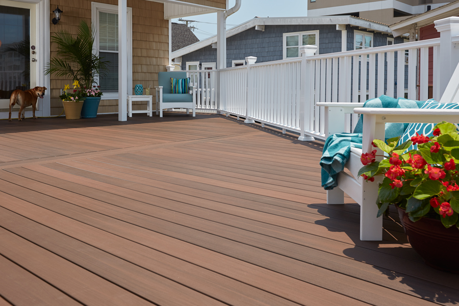 Inspiration - Veranda Deck