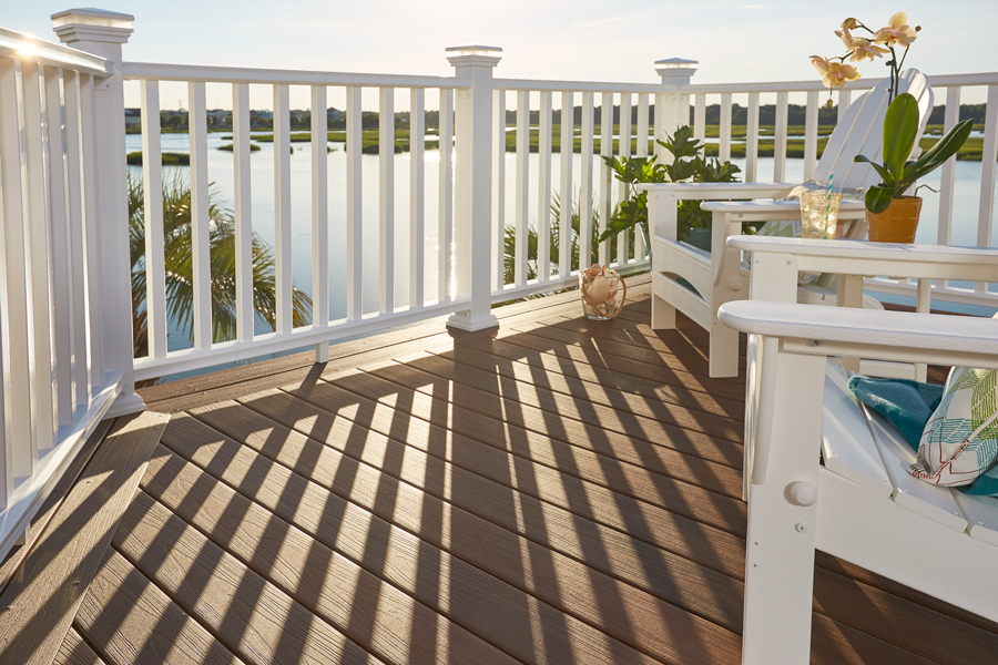 Privacy Deck Designs